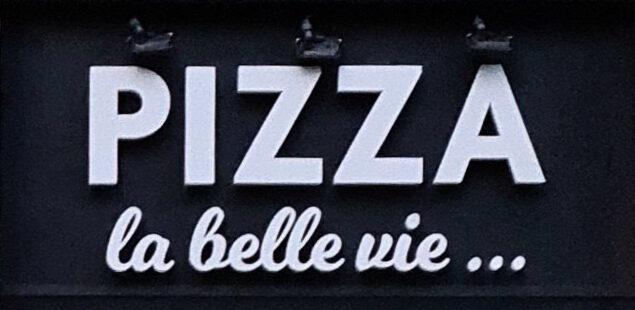 PIZZA la belle vie